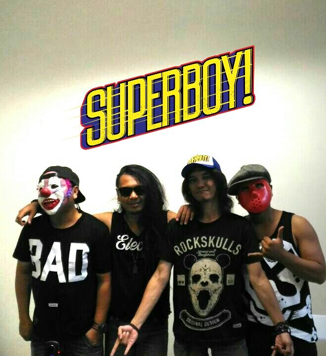 Persiapan Album Terbaru SUPERBOY