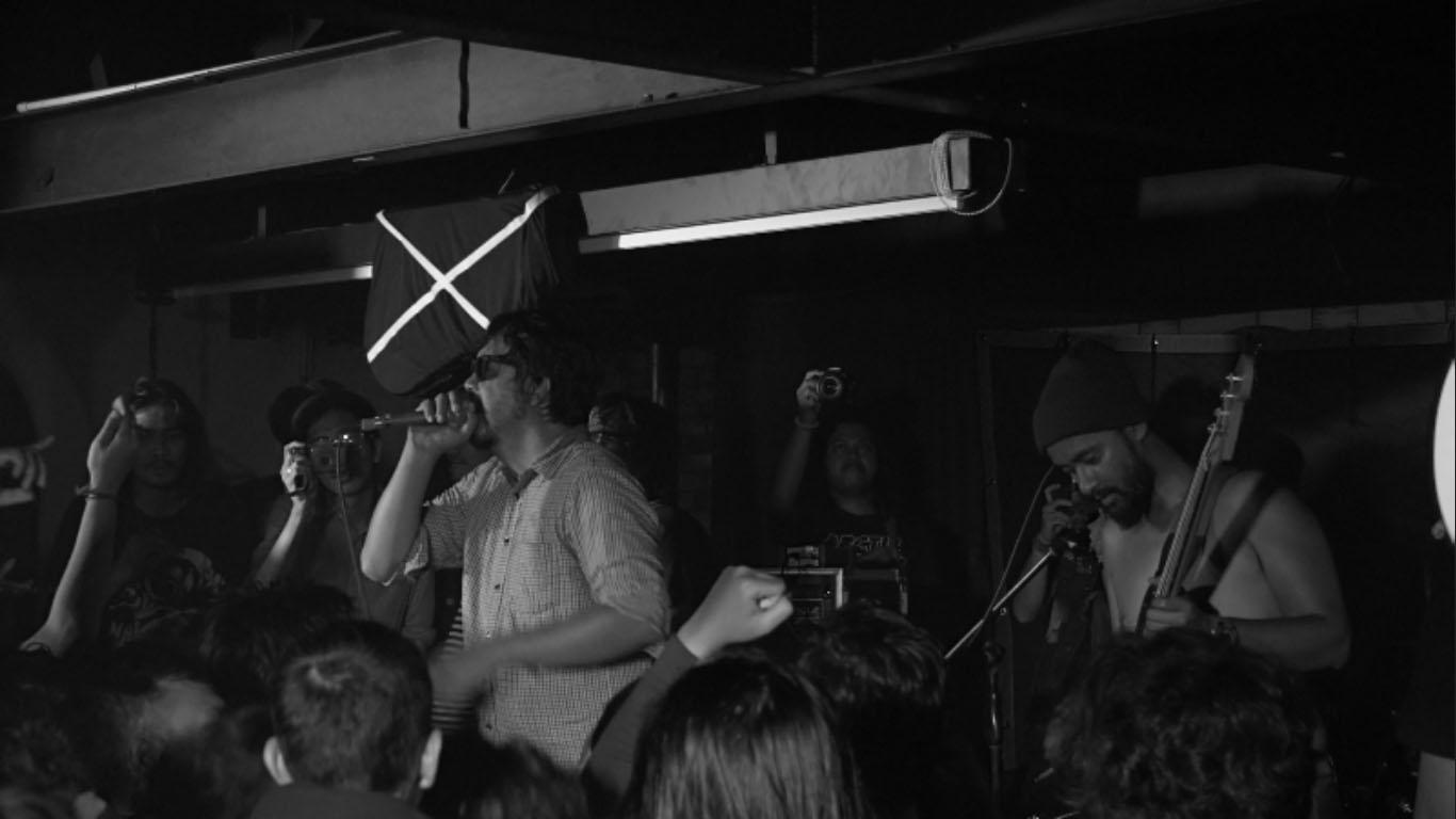 Teenage Death Star Hancurkan Thursday Noise #10