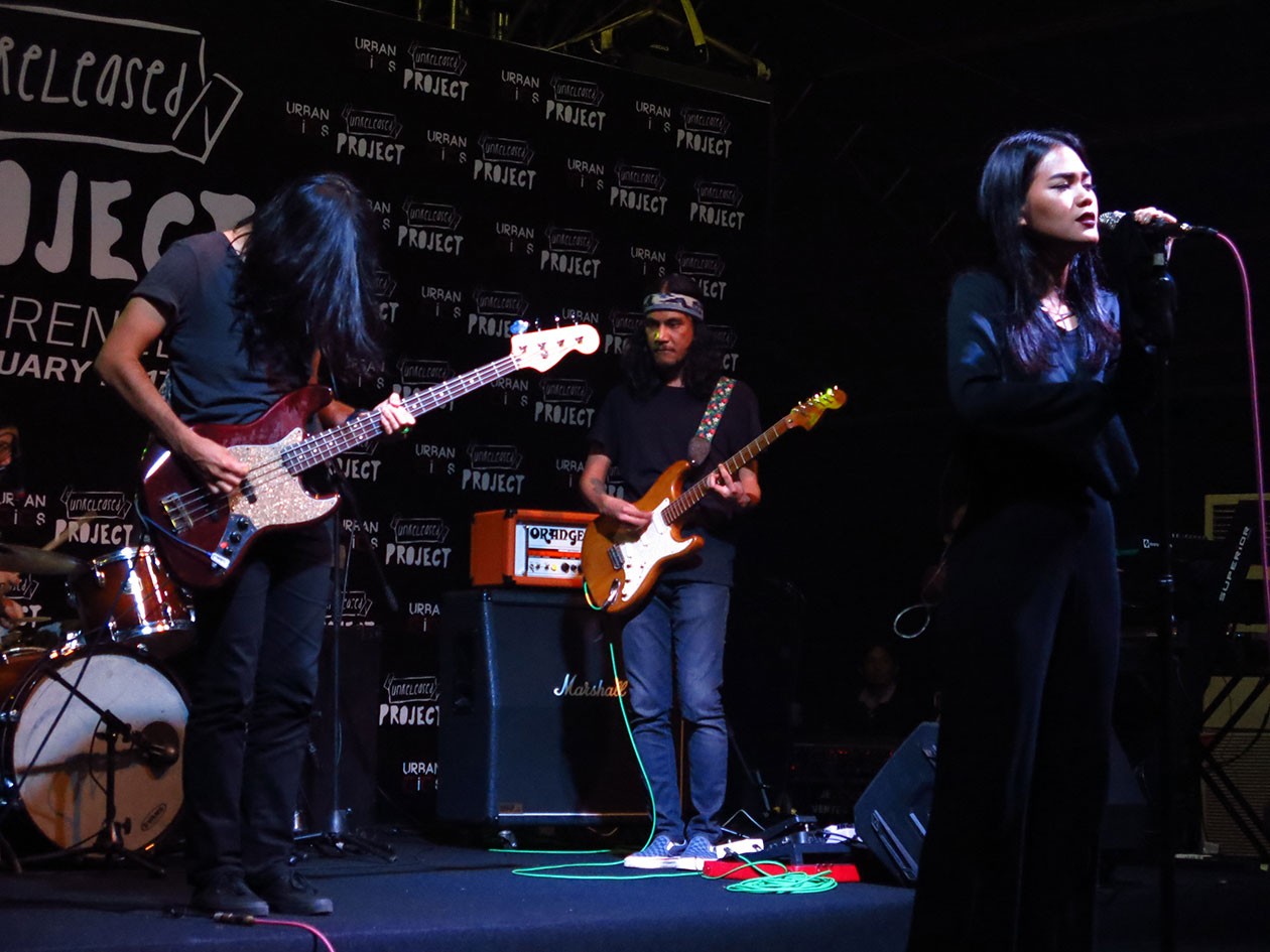 Kolaborasi Band Urban Gigs Unreleased Project