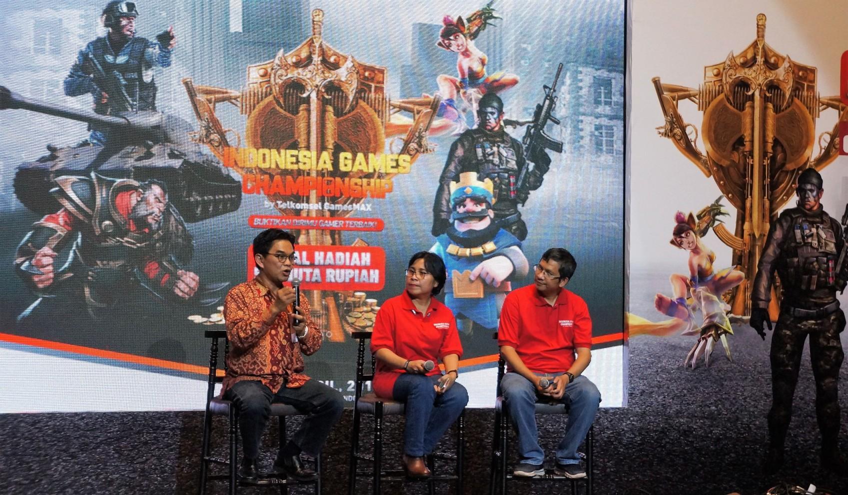Pasar Game dan Aplikasi Indonesia Capai Rp 9,3 Triliun