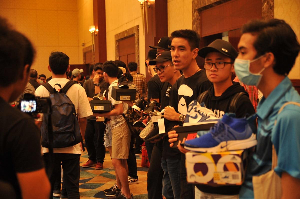 Video Jakarta Sneaker Day 2017