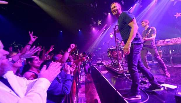 Kabar Coldplay Konser di Jakarta HOAX