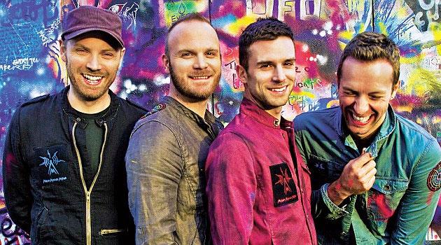 Coldplay Rilis Video Baru A Head Full Of Dreams