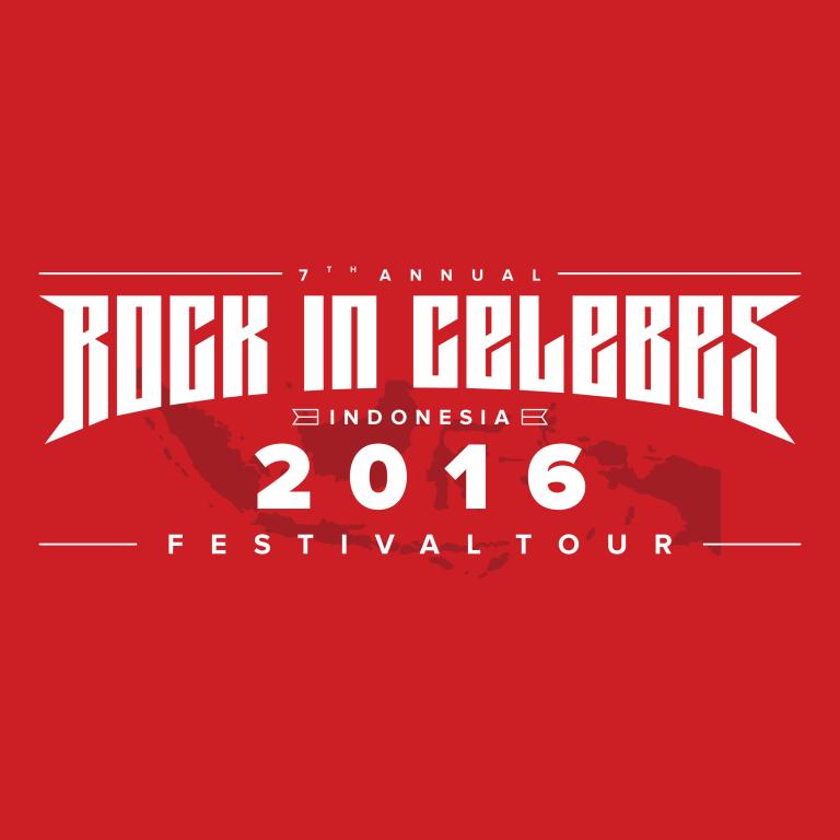 Gema Rock In Celebes 2016