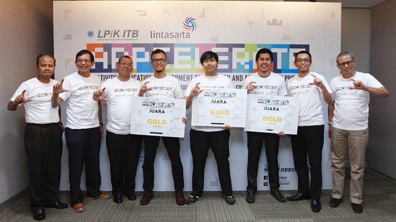 Tiga Startup Ini Berhasil Unggul di Kompetisi Lintasarta Appcelerate