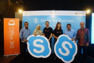 Skype for Business, Solusi Meeting Pekerja Mobile