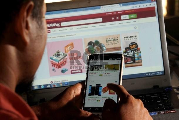 Bisnis perdagangan online